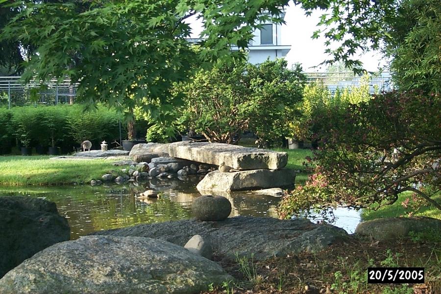 giardino in mariano comense