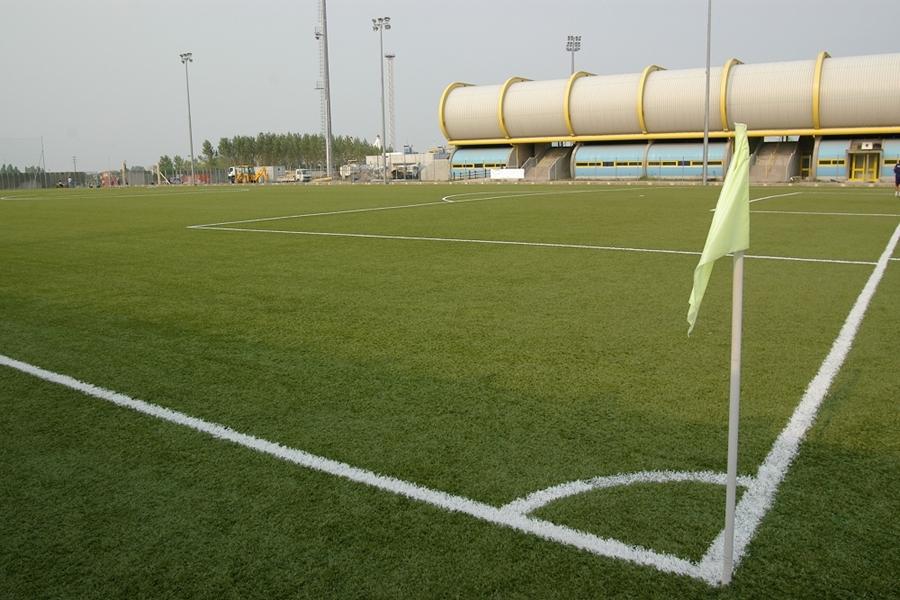 campo di calcio di Lignano Sabbiadoro